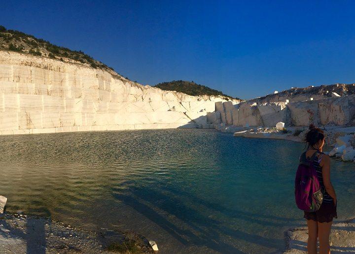 mramorove jazero v macedonsku