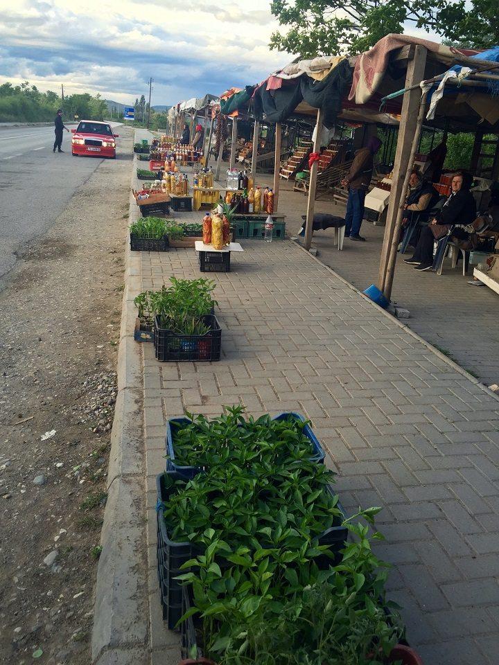 macedonsky vidiek trhy