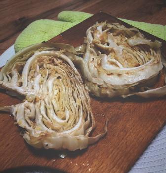 Korenená pečená kapusta – chutná a zdravá príloha