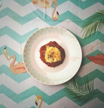 Zdravé cuketovo-zemiakové placky