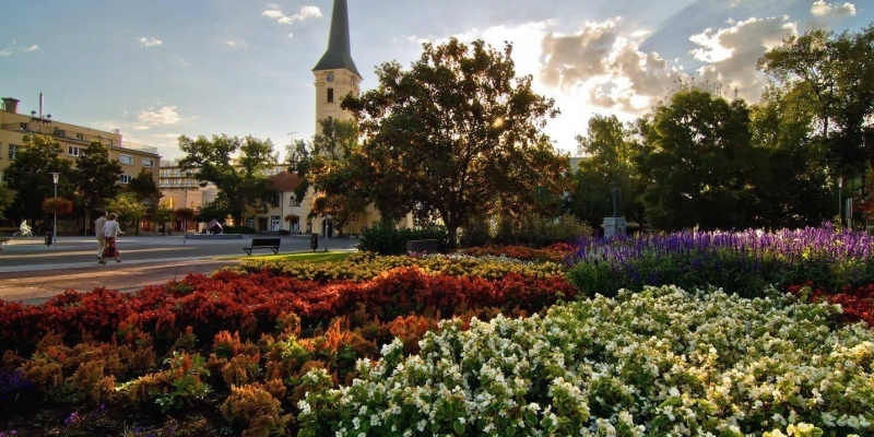 Zaži mesto ako domáci: Čo robiť v Nových Zámkoch
